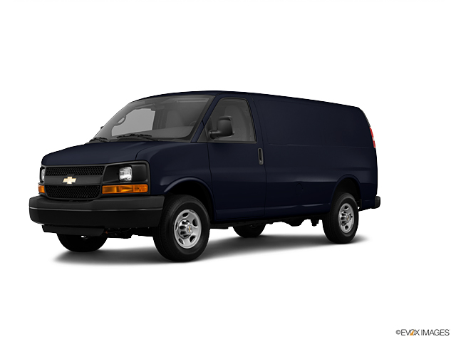 2011 Chevrolet Express Cargo Van Vehicle Photo in Milford, OH 45150