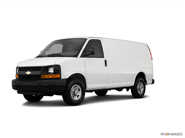 2011 Chevrolet Express Cargo Van Vehicle Photo in Akron, OH 44320