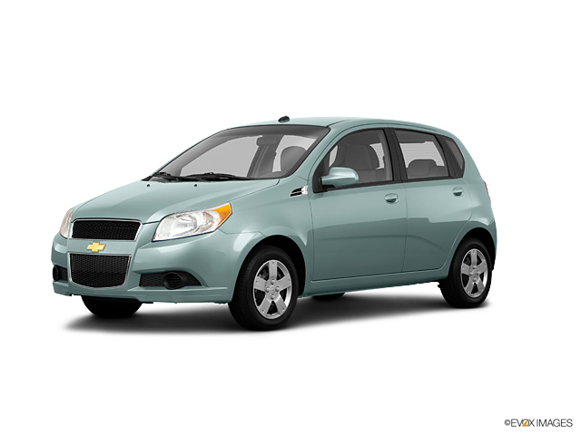 2011 Chevrolet Aveo Vehicle Photo in Menomonie, WI 54751