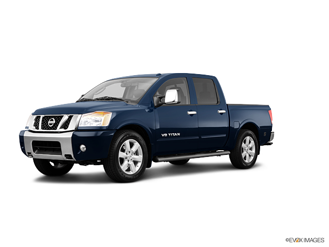 2011 Nissan Titan Vehicle Photo in Mission, TX 78572