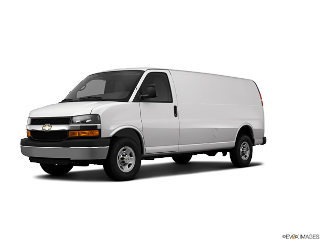 2011 Chevrolet Express Cargo Van Vehicle Photo in Doylestown, PA 18902