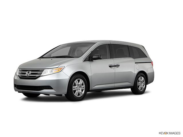 2011 Honda Odyssey Vehicle Photo in Glenwood Springs, CO 81601