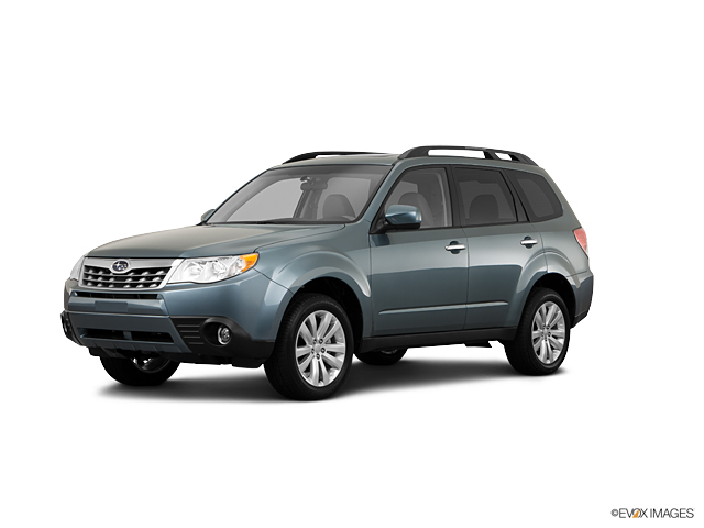 2011 Subaru Forester Vehicle Photo in Rockford, IL 61107