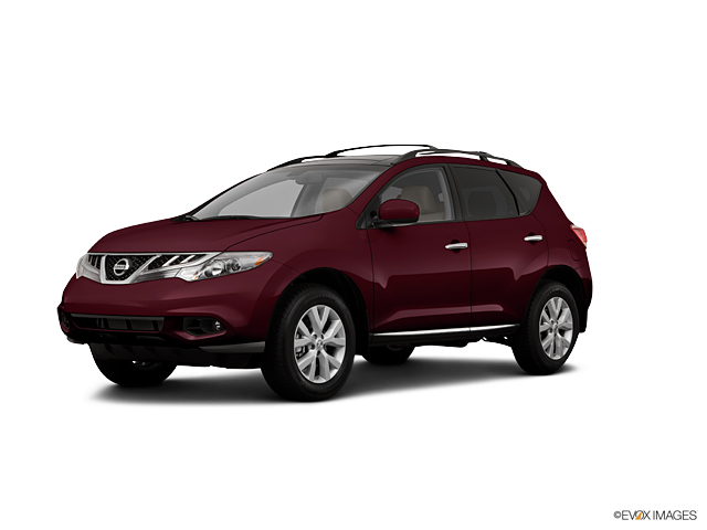 2011 Nissan Murano Vehicle Photo in Owensboro, KY 42303