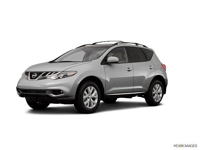 2011 Nissan Murano Vehicle Photo in Ellwood City, PA 16117
