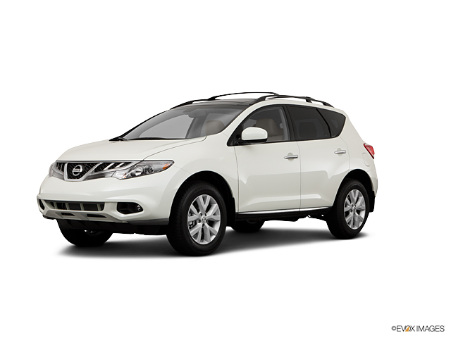 2011 Nissan Murano Vehicle Photo in Mission, TX 78572