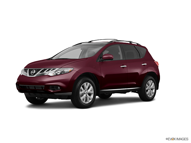 2011 Nissan Murano Vehicle Photo in Colorado Springs, CO 80905