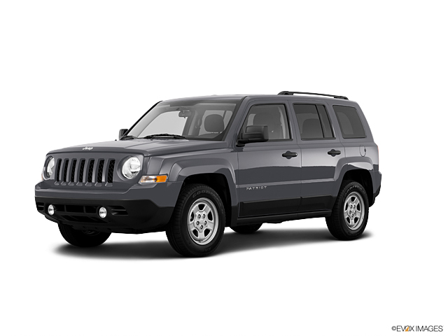 2011 Jeep Patriot Vehicle Photo in Glenwood, MN 56334