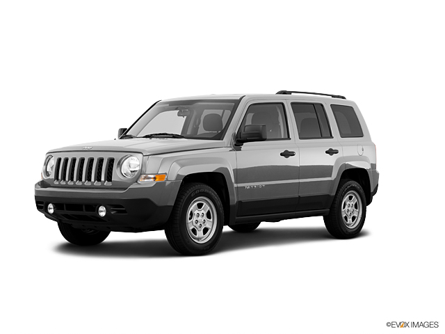 2011 Jeep Patriot Vehicle Photo in Bellingham, WA 98226