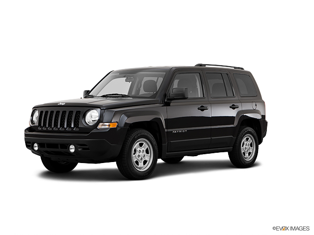 2011 Jeep Patriot Vehicle Photo in Akron, OH 44320