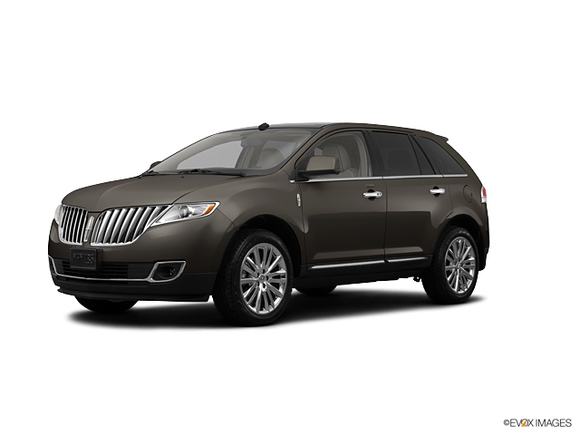2011 LINCOLN MKX Vehicle Photo in Colorado Springs, CO 80905