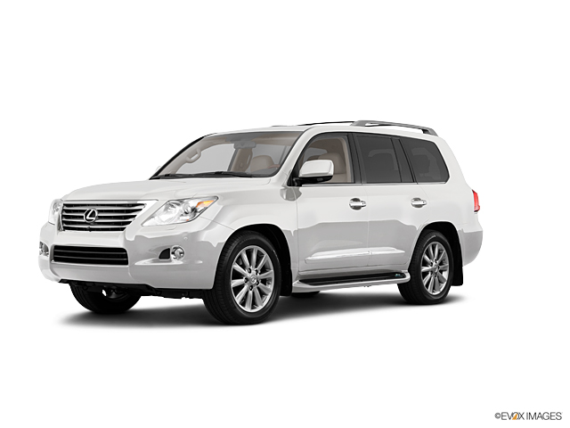 2011 Lexus LX 570 Vehicle Photo in Dallas, TX 75209