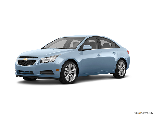 2011 Chevrolet Cruze Vehicle Photo in Milford, OH 45150