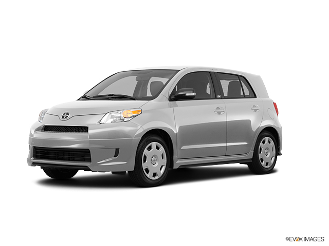 2011 Scion xD Vehicle Photo in Woodbridge, VA 22191