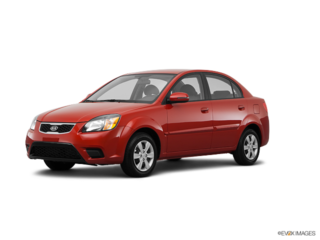 2011 Kia Rio Vehicle Photo in Janesville, WI 53545