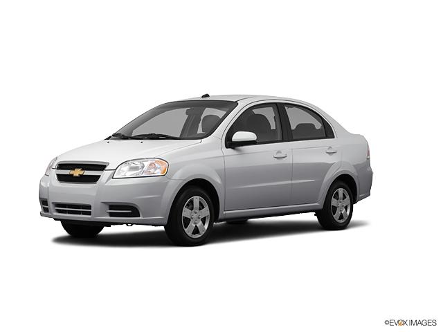 2011 Chevrolet Aveo Vehicle Photo in Triadelphia, WV 26059