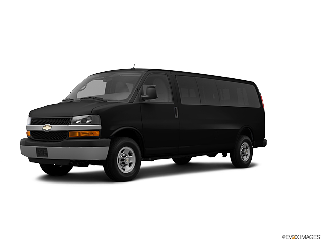 2011 Chevrolet Express Passenger Vehicle Photo in Hudson, MA 01749