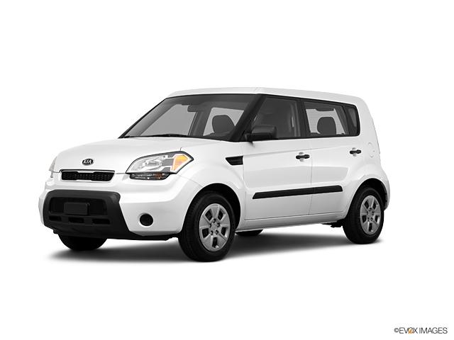 2011 Kia Soul Vehicle Photo in Gardner, MA 01440