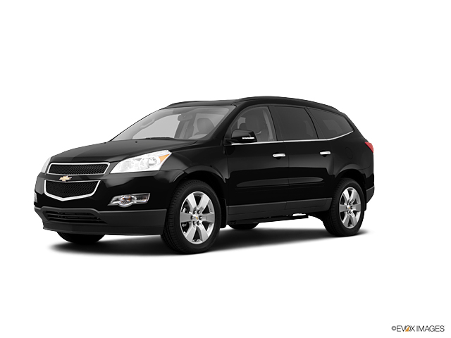 2011 Chevrolet Traverse Vehicle Photo in Manassas, VA 20109