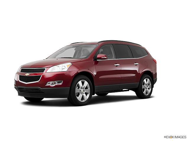 2011 Chevrolet Traverse Vehicle Photo in Bellevue, NE 68005