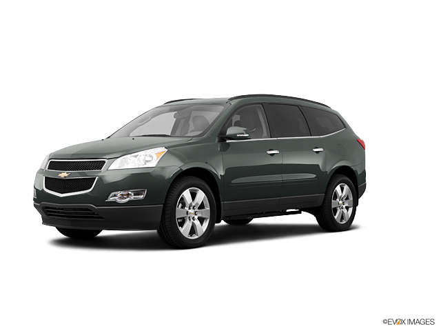 2011 Chevrolet Traverse Vehicle Photo in Burlington, WI 53105