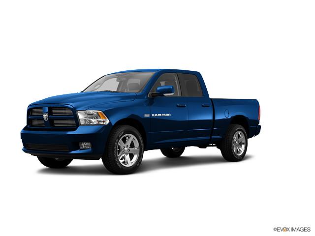 2011 Ram 1500 Vehicle Photo in Nashville, TN 37203