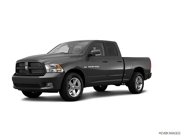 2011 Ram 1500 Vehicle Photo in San Leandro, CA 94577