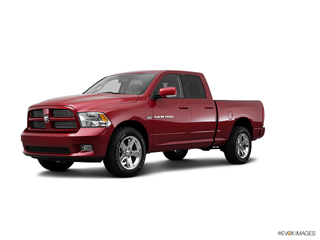 2011 Ram 1500 Vehicle Photo in Bend, OR 97701