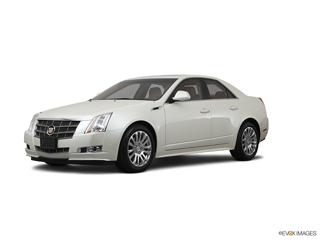 2011 Cadillac CTS Sedan Vehicle Photo in Kansas City, MO 64114