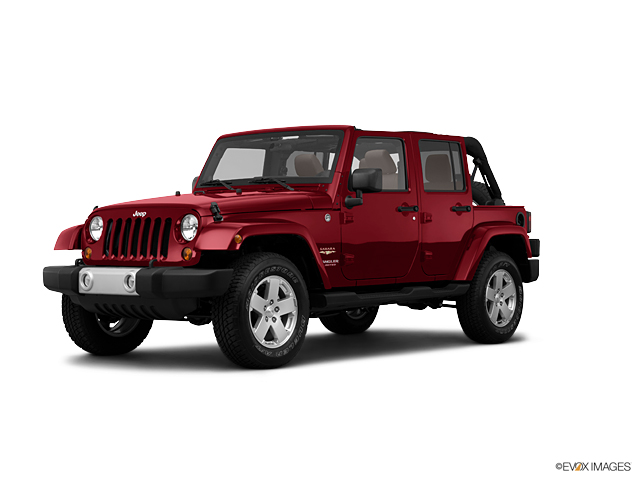 2011 Jeep Wrangler Unlimited Vehicle Photo in Florence, AL 35630