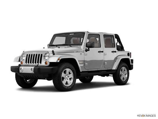 2011 Jeep Wrangler Unlimited Vehicle Photo in San Diego, CA 92111