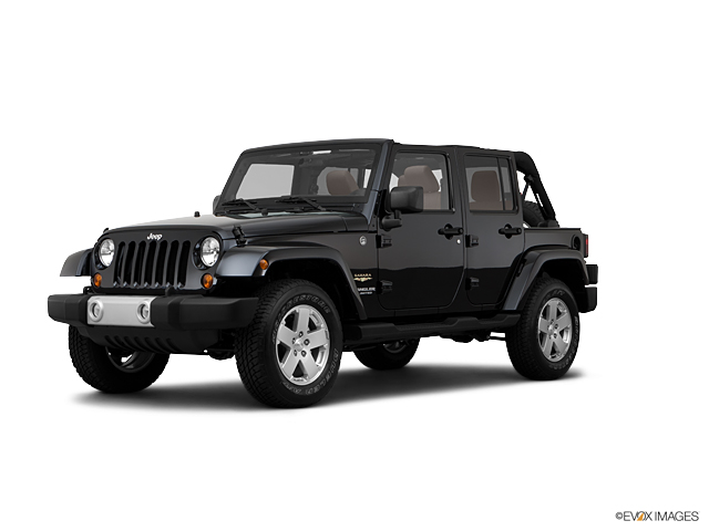 2011 Jeep Wrangler Unlimited Vehicle Photo in Odessa, TX 79762