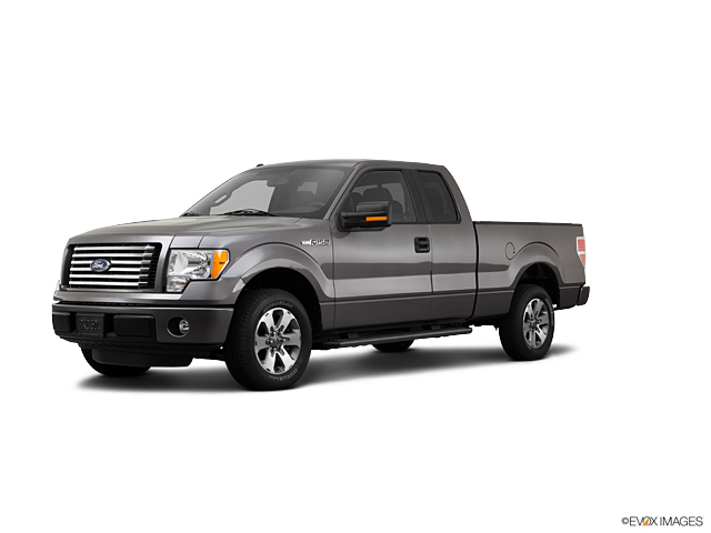 2011 Ford F-150 Vehicle Photo in San Antonio, TX 78254