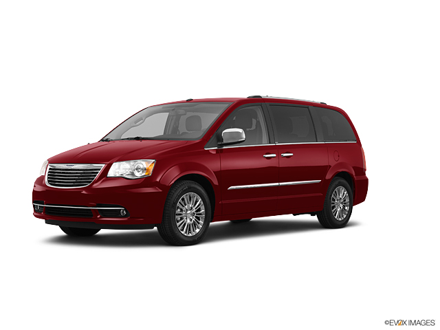 2011 Chrysler Town & Country Vehicle Photo in Detroit Lakes, MN 56501