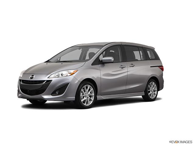 2012 Mazda Mazda5 Vehicle Photo in Richmond, TX 77469