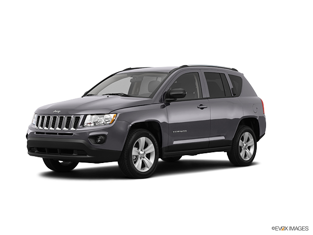 2011 Jeep Compass Vehicle Photo in Rockford, IL 61107