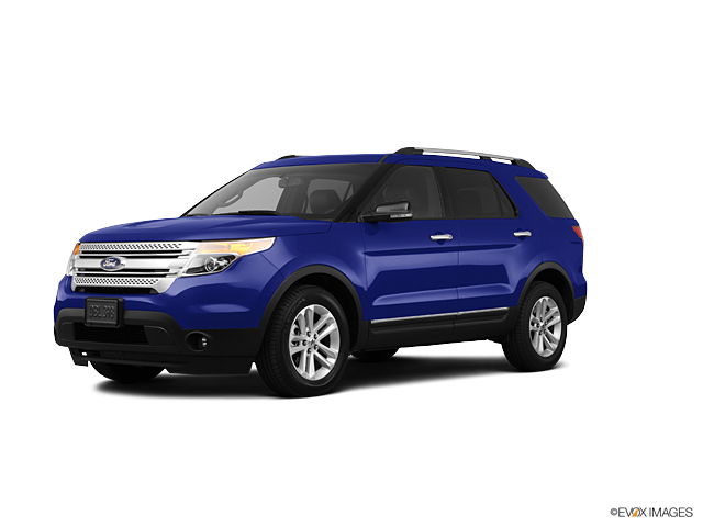 2011 Ford Explorer Vehicle Photo in Joliet, IL 60435