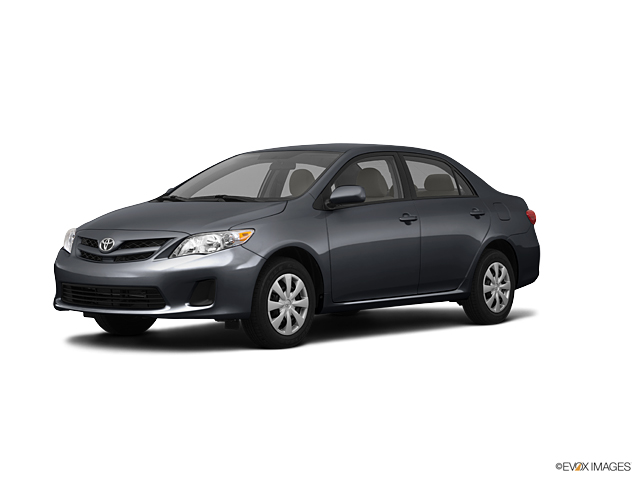 2011 Toyota Corolla Vehicle Photo in Joliet, IL 60435