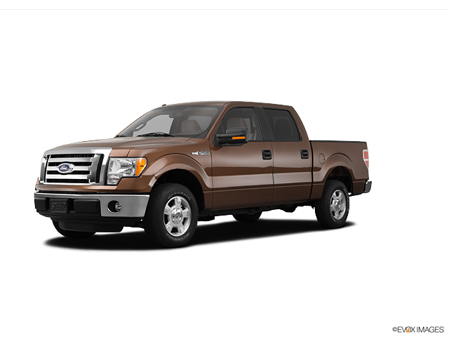 2011 Ford F-150 Vehicle Photo in Odessa, TX 79762