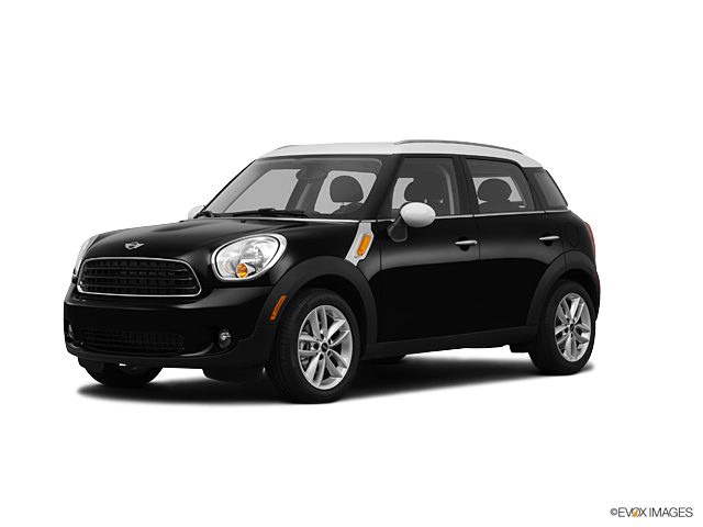 2011 MINI Cooper Countryman Vehicle Photo in Chapel Hill, NC 27514