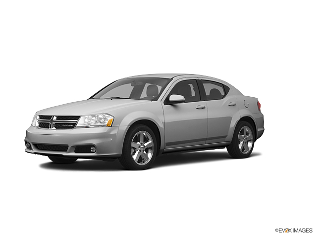 2011 Dodge Avenger Vehicle Photo in Mukwonago, WI 53149