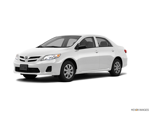 2011 Toyota Corolla Vehicle Photo in Oak Lawn, IL 60453-2517