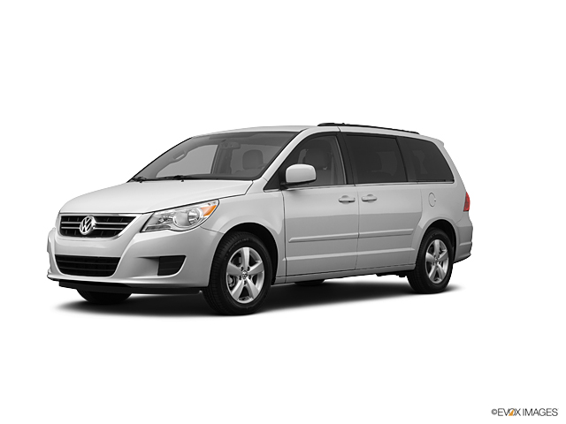 2011 Volkswagen Routan Vehicle Photo in Austin, TX 78759
