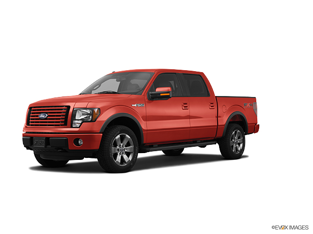 2011 Ford F-150 Vehicle Photo in Colorado Springs, CO 80920