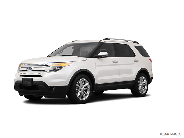 2011 Ford Explorer Vehicle Photo in Akron, OH 44320