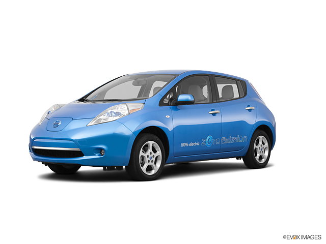2011 Nissan LEAF Vehicle Photo in San Leandro, CA 94577