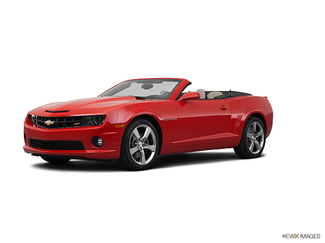 2011 Chevrolet Camaro Vehicle Photo in Maplewood, MN 55119