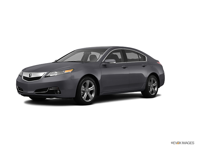 2012 Acura TL Vehicle Photo in Round Rock, TX 78681