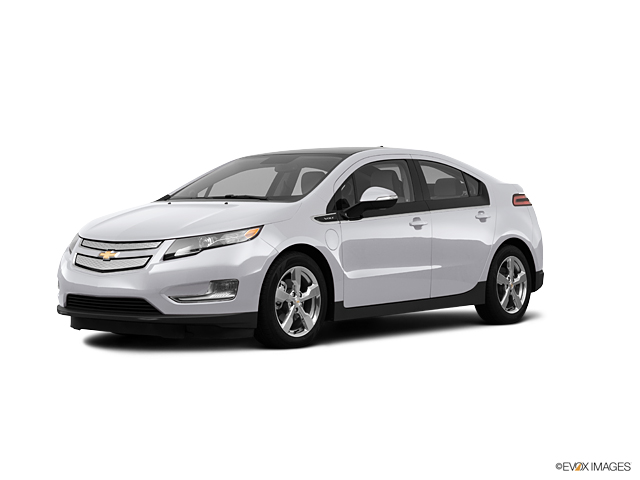 2011 Chevrolet Volt Vehicle Photo in Akron, OH 44320