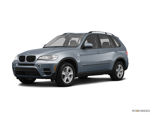 2012 BMW X5 35d Vehicle Photo in Portland, OR 97225